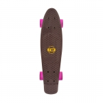 "Πατίνι Mini Cruiser Old School 22"" raspberry rose"